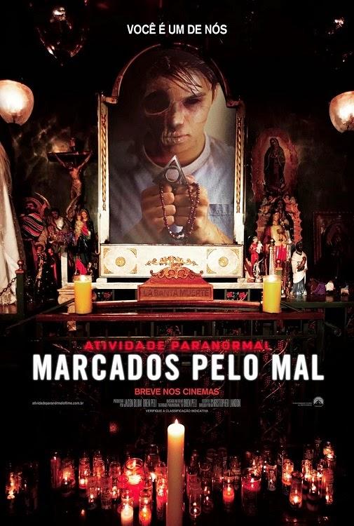 Phim Kinh Dị - Ma Hiện Tượng Siêu Linh 5: Vết Cắn Của Quỷ - Paranormal Activity: The Marked Ones - 2014