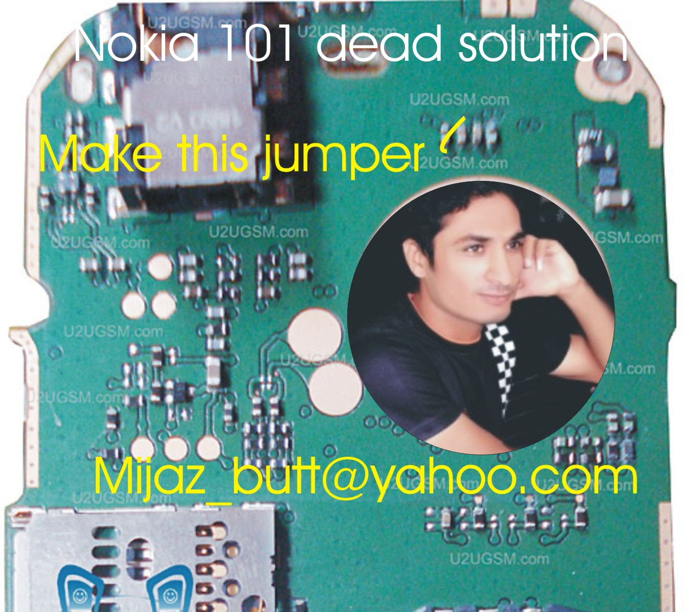 Nokia 101 Dead Solution