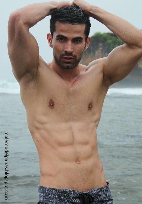 José Anmer Paredes venezuela swim wear