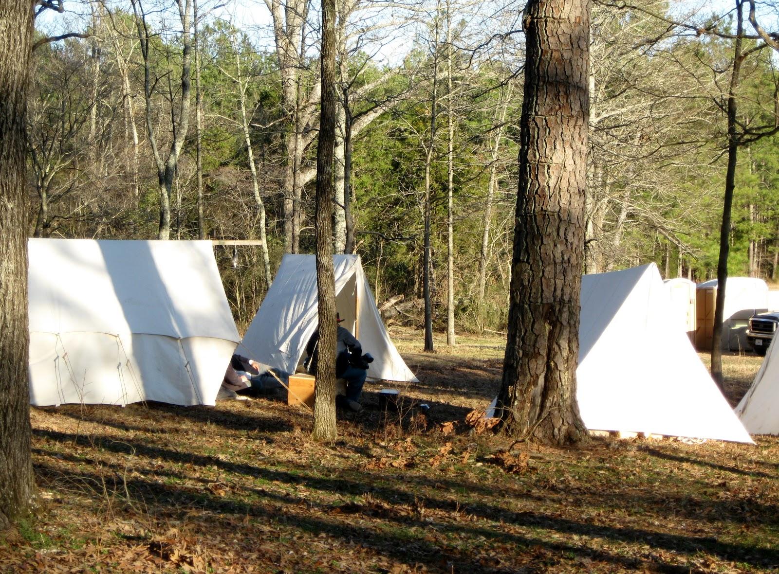 You are Chickamauga Civil War Reenactment civil war