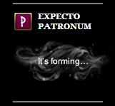 Test per il Patronus in arrivo in arrivo!