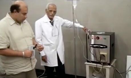 Militer Mesir umumkan penemuan alat penyembuh HIV/AIDS (Ahram)