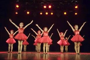 Grupa baletowa AURUM zobyła I Nagrodę na Wojewódzkich Spotkaniach Baletowych w Świdniku