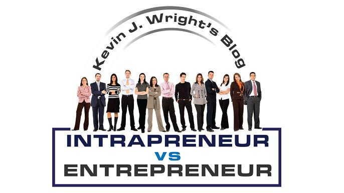 Intrapreneur vs. Entrepreneur