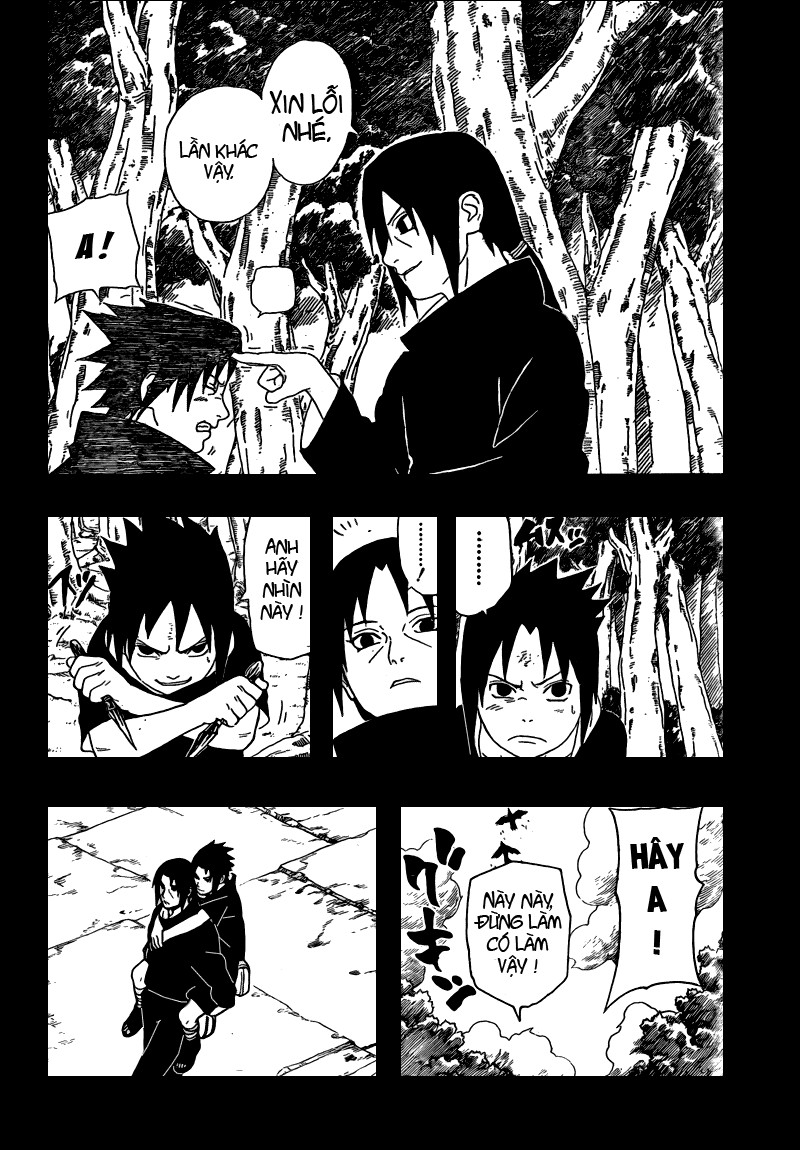 Naruto chap 402 Trang 6 - Mangak.info
