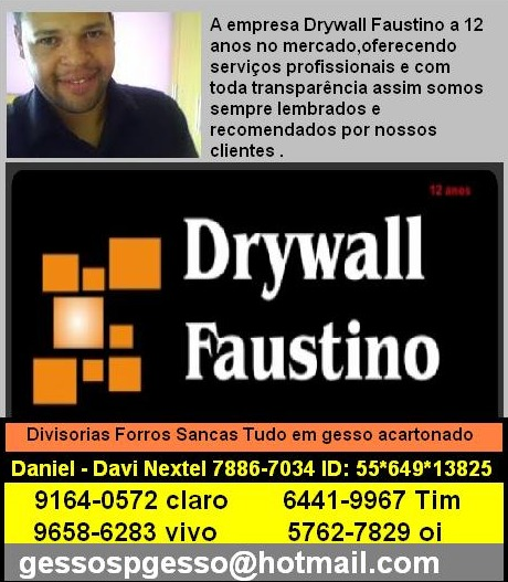 abc paredes drywall em Guarulhos paredes gesso drywall dry wall