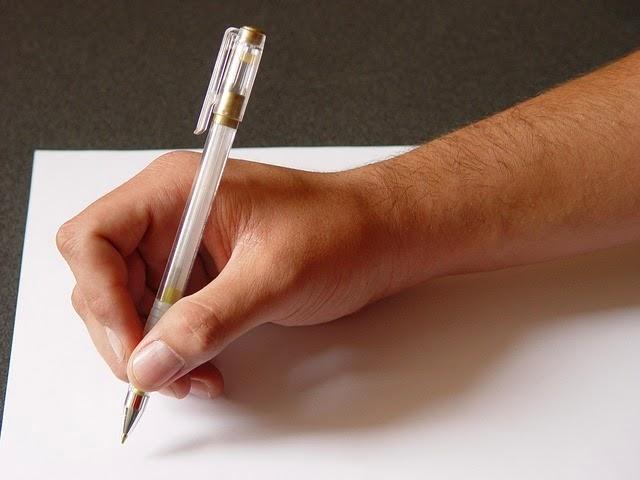 """""""Dear Past Me"""" letter"""