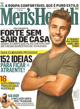 Download Revista Men´s Health Abril 2012 Ed. 72