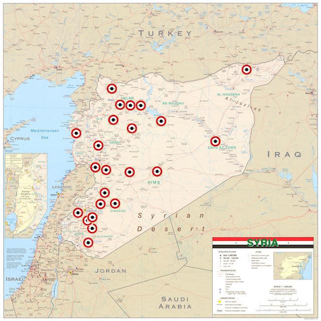 NATO Terrorists to Target Syrias Civilian Airports Syria AirBases