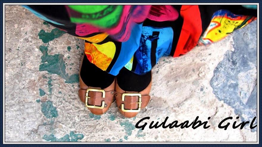 Gulaabi Girl