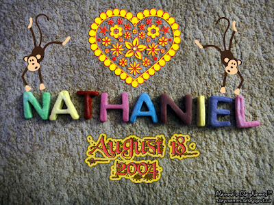 Nathaniel August 18 2004