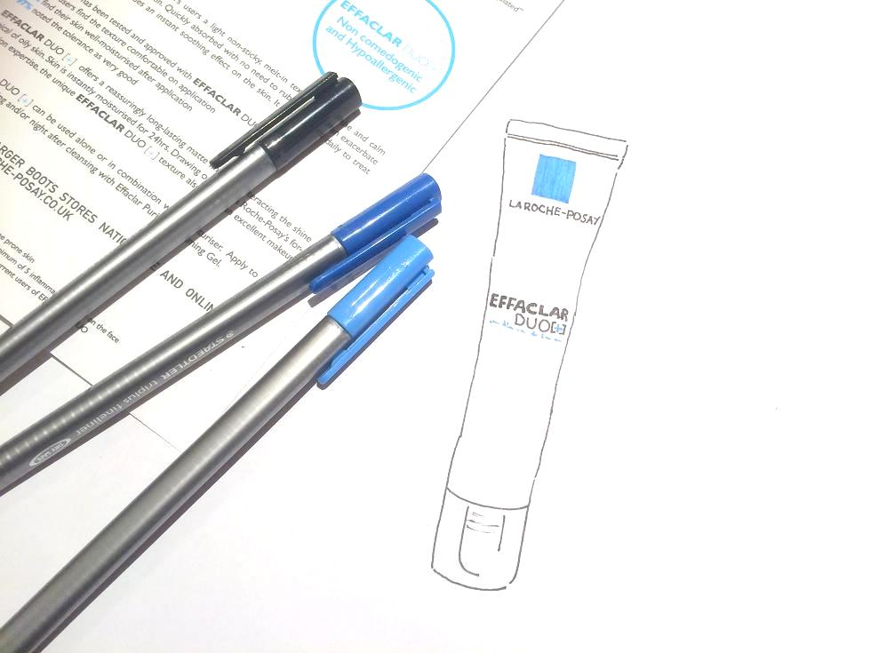 la roche posay effaclar duo+ review