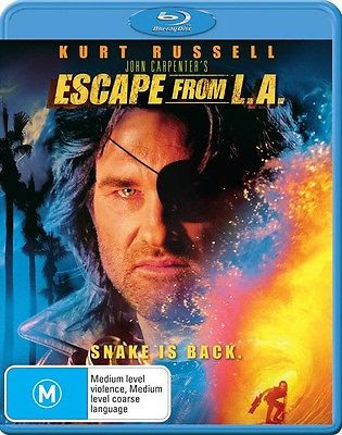 Escape from L.A. 1996 Dual Audio BRRip 480p 300Mb x264