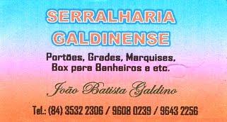 Serralheria Galdino