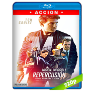 Misión: Imposible – Repercusión (2018) IMAX BRRip 720p Audio Dual Latino-Ingles
