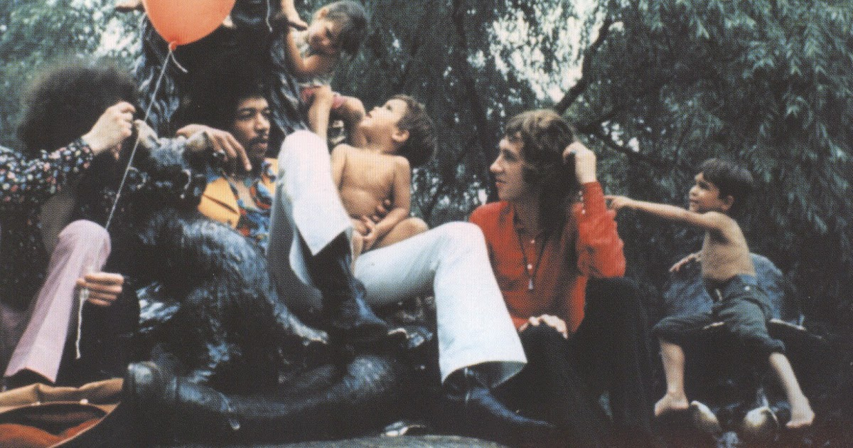 Central Park Nyc Photo Shoot For Electric Ladyland