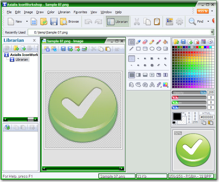 Axialis iconworkshop v6 60 professional edition retail with cljux
