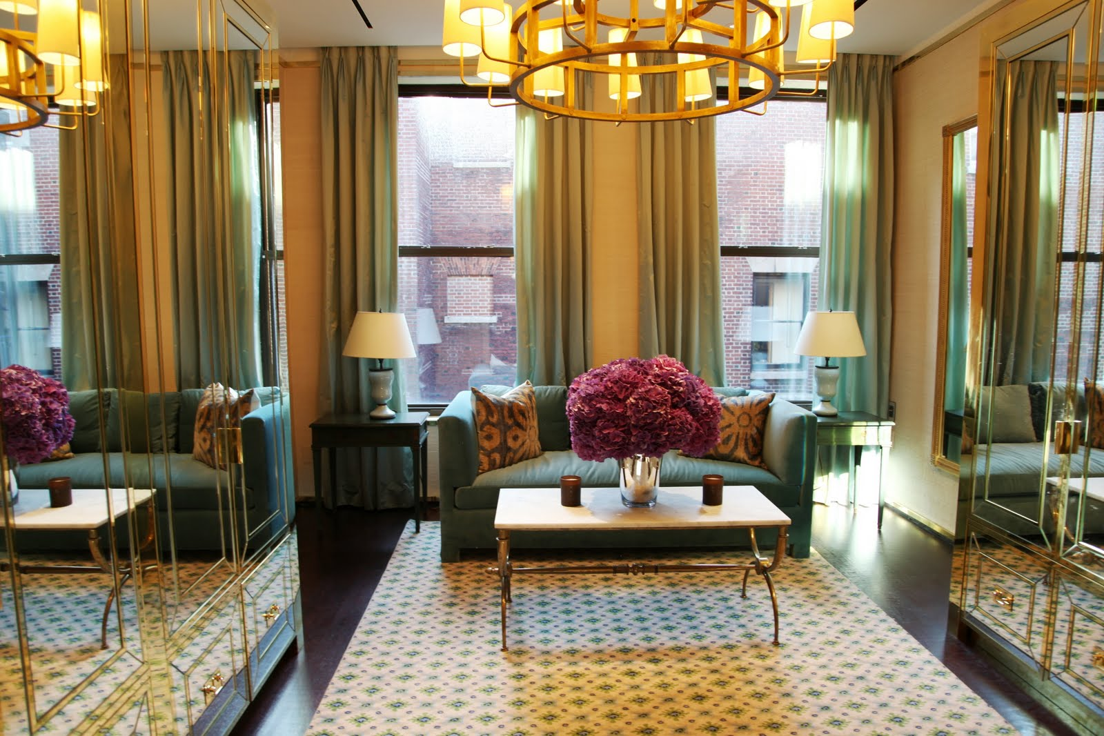 One of my favorites was touring the new Tory Burch boutique at 797 Madison  Avenue and meeting its designer ...