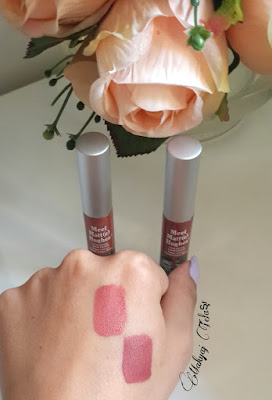 THE BALM MEET MATTE HUGHES COMMİTED