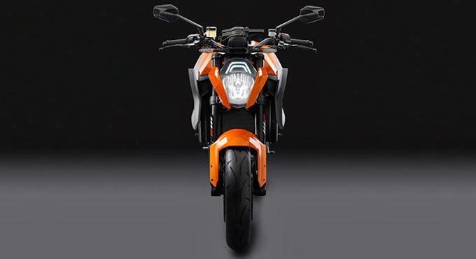 Foto Spesifikasi KTM 1290 Super Duke R