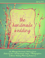 The Handmade Wedding Catalog by Shana Mattheis