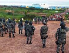 Camargo Correa ameaça trabalhadores de Jirau