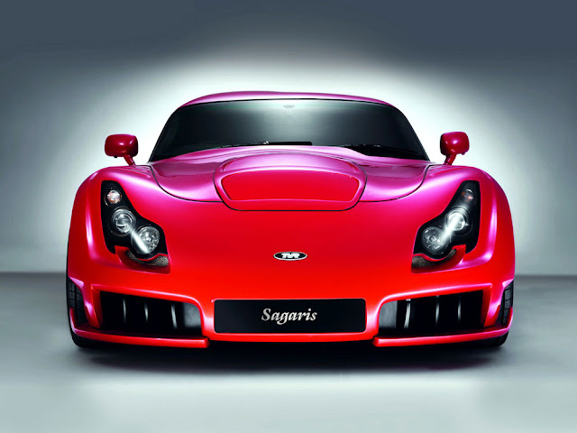 2017 TVR Sagaris Supercar