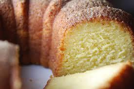 Rumchata Pound Cake