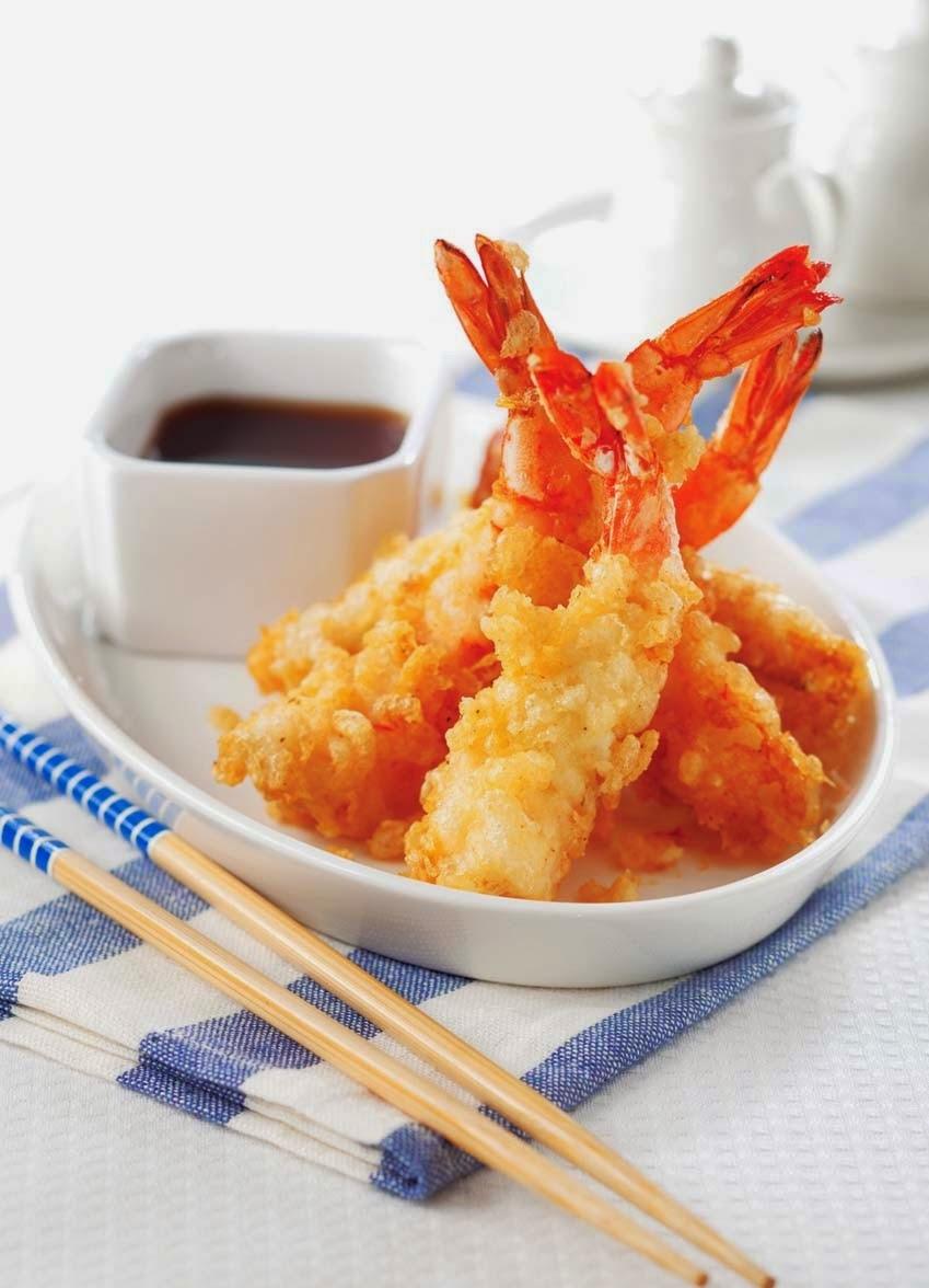 Resep Masakan Jepang Tempura