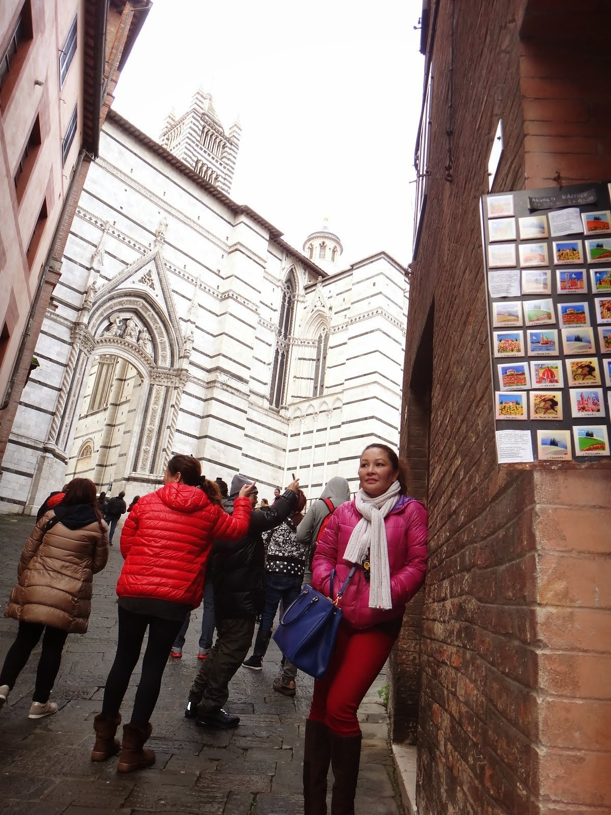 Sienna Italy  2014