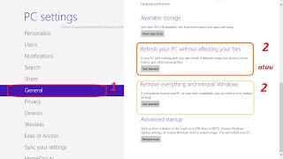 Cara Memperbaiki Windows 8 Tanpa Install Ulang (1)