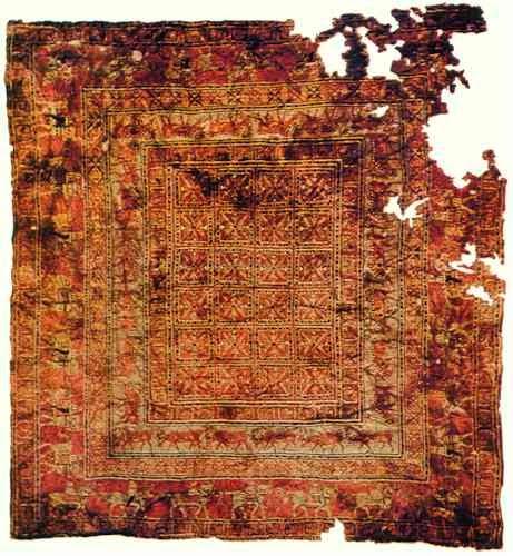 Alfombra historia de los inventos for Alfombras persas historia
