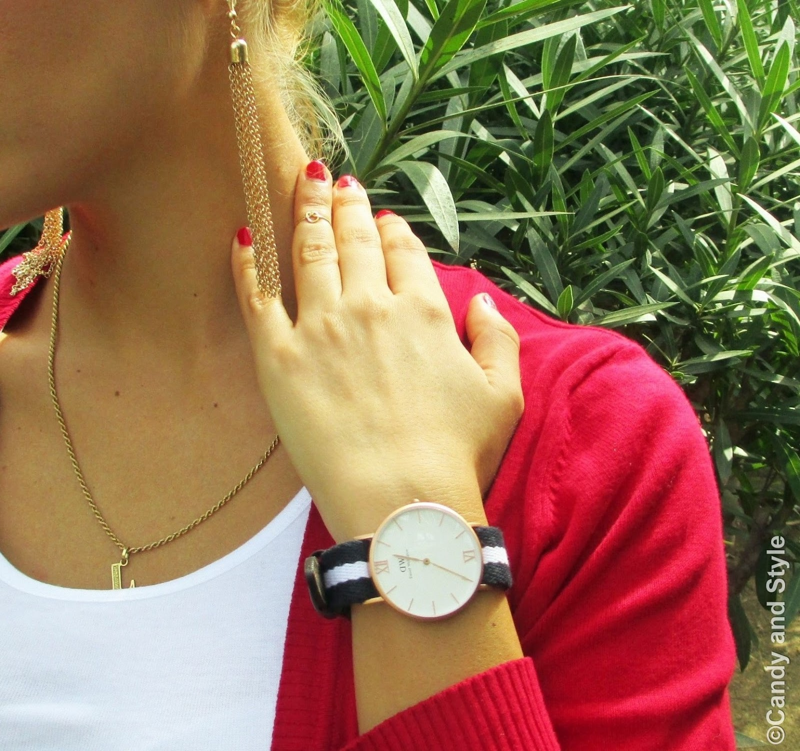 Grace Glasgow - Daniel Wellington