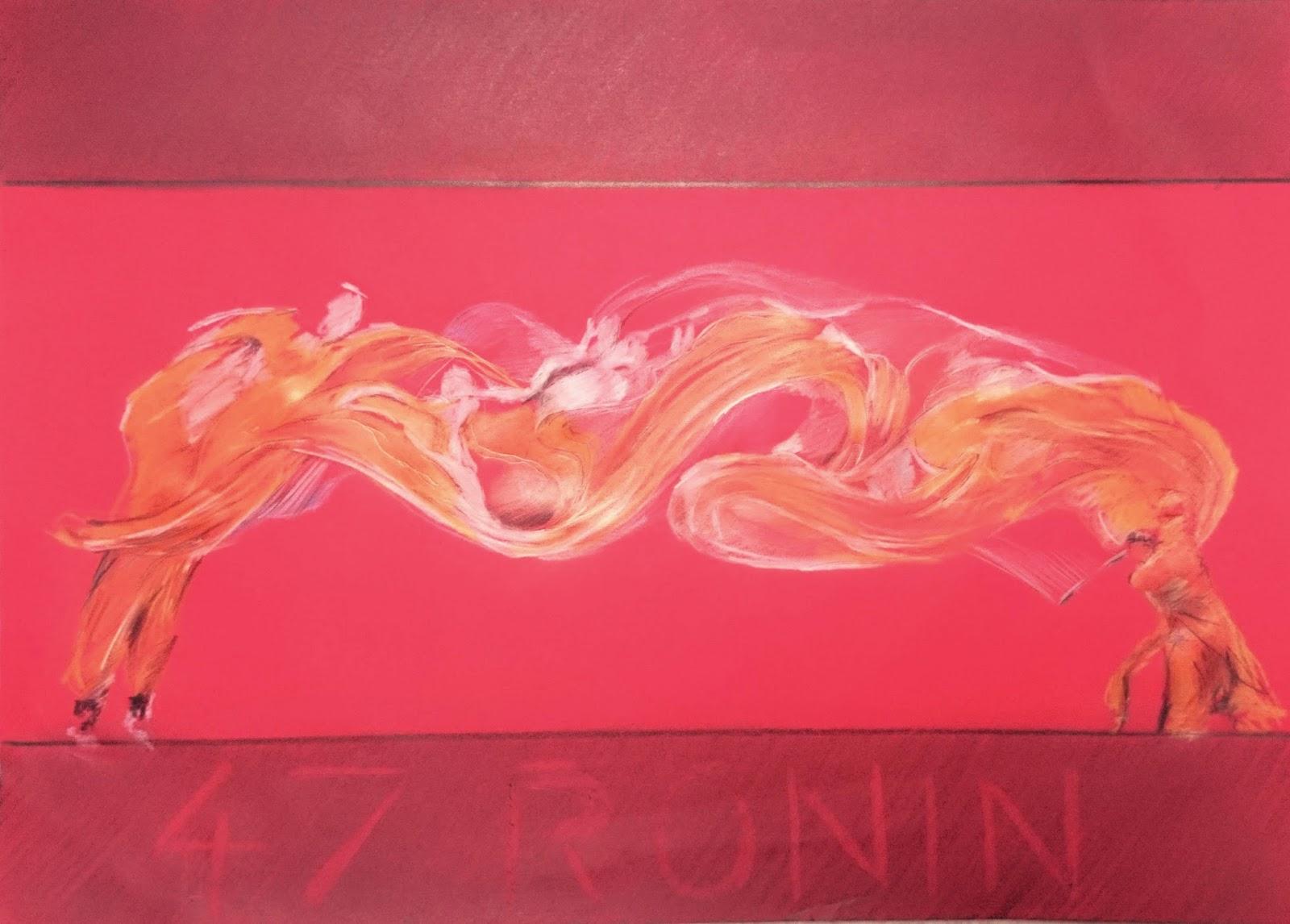 47 Ronin Artwork - Tengo Fight
