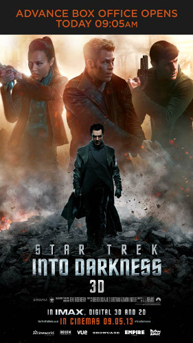 star trek into darkness box office announcment