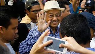 Sanggupkah 'politikus' lain ke jalanan bersama Tun M