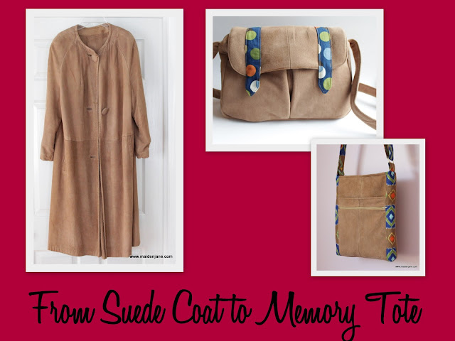 From Coat to Memory Tote