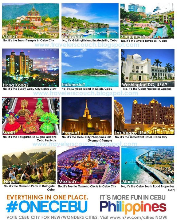 Cebu philippines one of world 39 s most affordable places to for Most affordable places to retire in the world