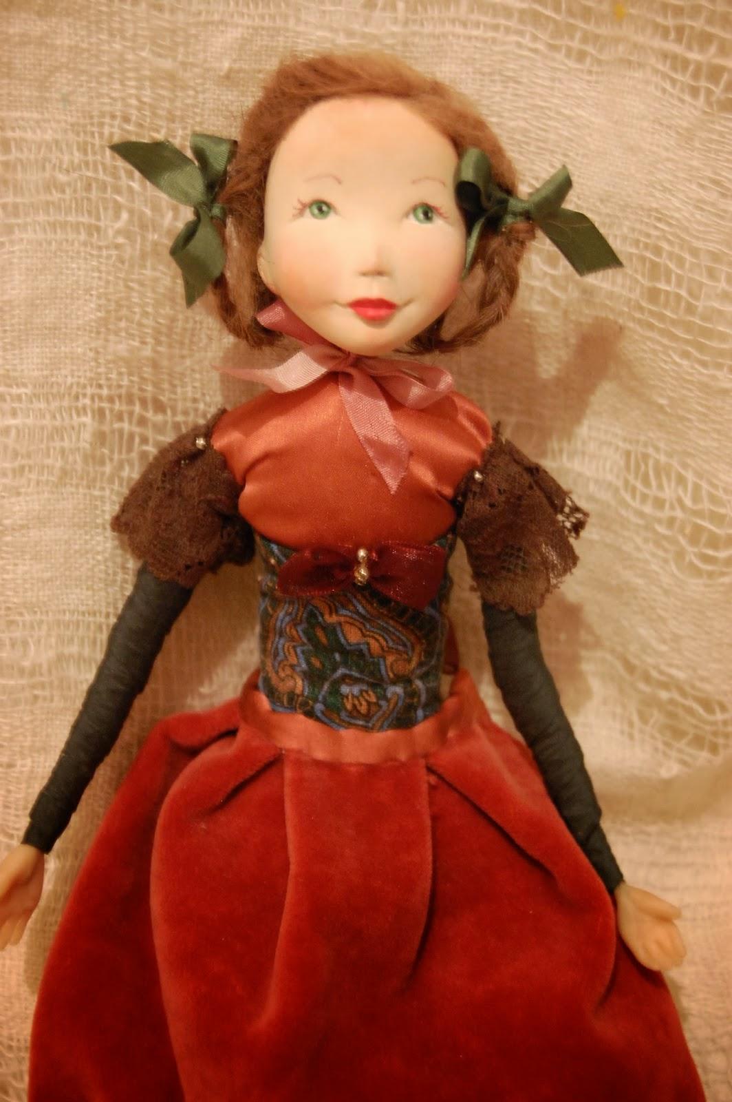 Лялька з одягом