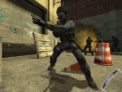 Counter Strike Source Screenshots