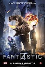 Cuatro fantásticos (The Fantastic Four) (2015)