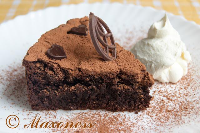 Шоколадный торт с амаретто от Гордона Рамзи. Итальянская кухня.