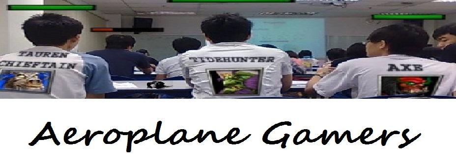Aeroplane Gamers