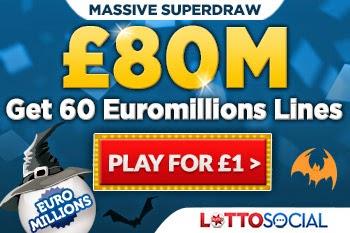 £80M superdraw!