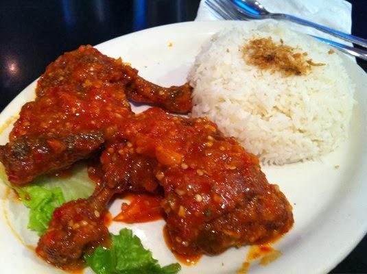 Resep Ayam Goreng Mentega Vegetarian