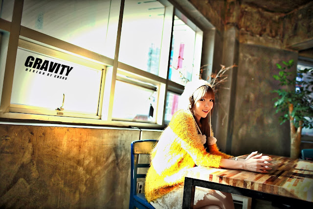 3 Lee Eun Hye in yellow - very cute asian girl-girlcute4u.blogspot.com