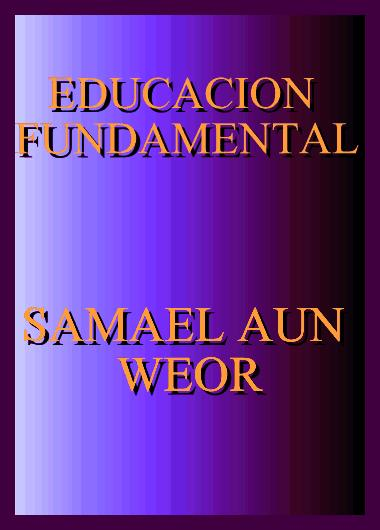 Educacion Fundamental   Samael Aun Weor