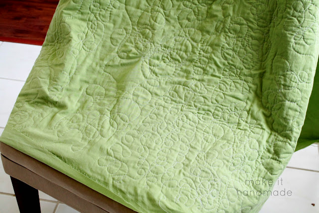 Leftover's Quilt By Make It Handmade