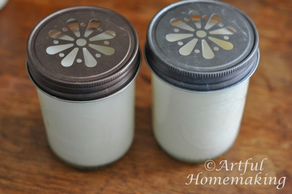 homemade soy candles instructions