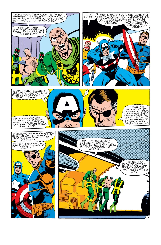 Captain America (1968) Issue #274 #190 - English 18